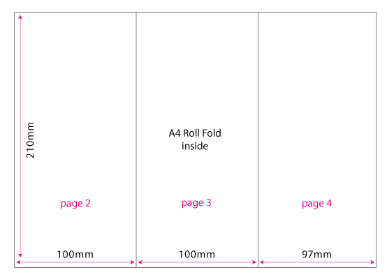 how to make margins a4 on onenote