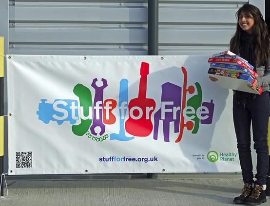 Stuff for Free