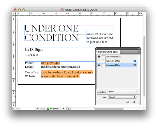 UOC Applied Text